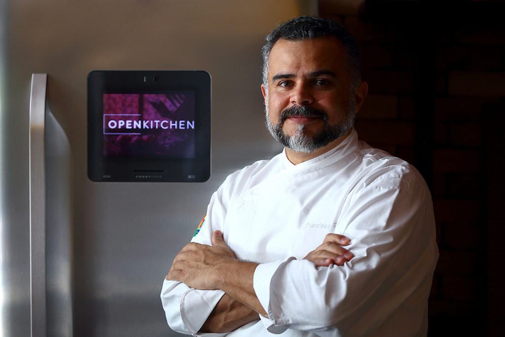 chef Francisco Open Kitchen