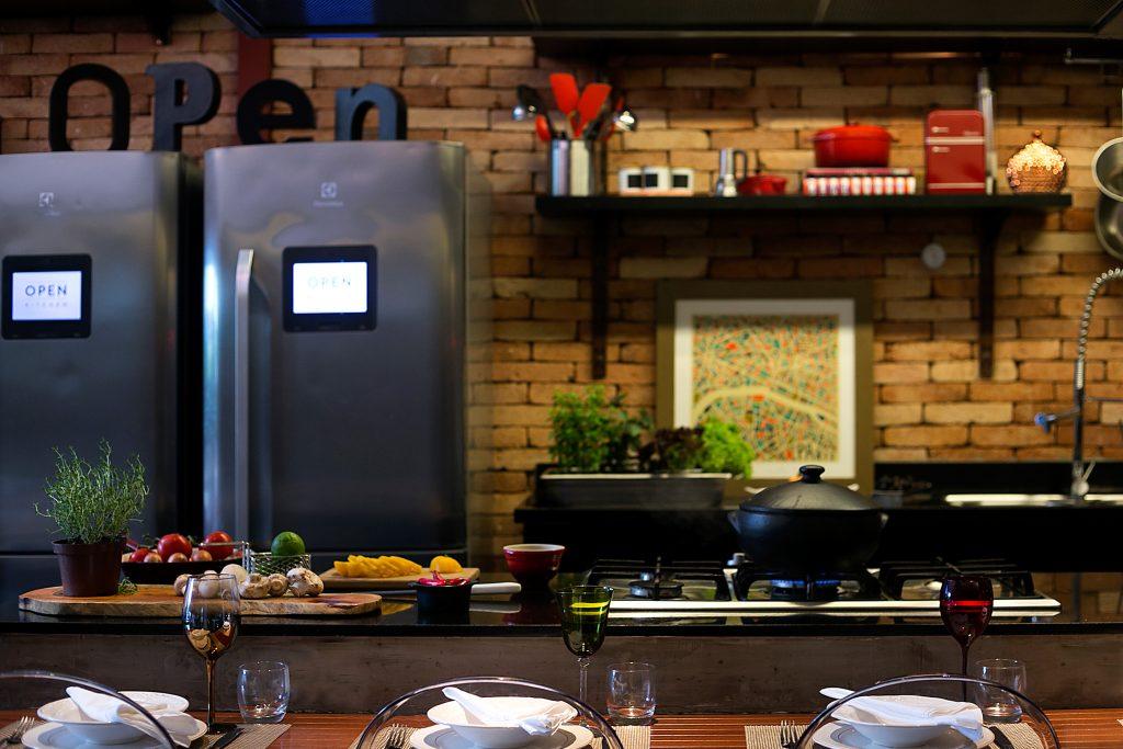 Open Kitchen - Cozinha Aberta